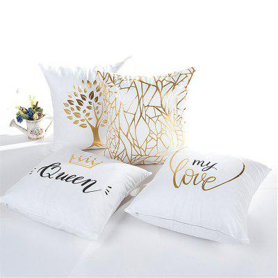 Soft Love Queen Printed Square Pillowcase 1PcPillow<br>Soft Love Queen Printed Square Pillowcase 1Pc<br><br>Category: Pillow Case<br>For: All<br>Material: Others<br>Occasion: Bedroom, Living Room<br>Package Contents: 1 x Pillow Case<br>Package size (L x W x H): 45.00 x 20.00 x 2.00 cm / 17.72 x 7.87 x 0.79 inches<br>Package weight: 0.1200 kg<br>Product size (L x W x H): 45.00 x 45.00 x 1.00 cm / 17.72 x 17.72 x 0.39 inches<br>Product weight: 0.1000 kg