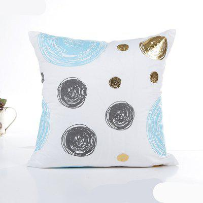Buy Soft Simple Cute Pattern Decorative Pillow Case 1PC, LIGHT BLUE, Home & Garden, Home Textile, Bedding, Pillow for $6.75 in GearBest store