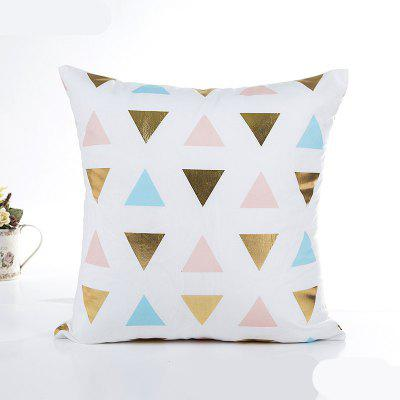 Buy Soft Simple Cute Pattern Decorative Pillow Case 1PC, GOLDEN, Home & Garden, Home Textile, Bedding, Pillow for $6.75 in GearBest store