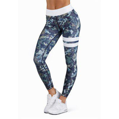 New Camouflage Sports Yoga Fitness LeggingsPants<br>New Camouflage Sports Yoga Fitness Leggings<br><br>Elasticity: Super-elastic<br>Fabric Type: Worsted<br>Material: Cotton, Polyester<br>Package Contents: 1 x Leggings<br>Pattern Type: Print, Others<br>Style: Casual<br>Waist Type: Mid<br>Weight: 0.2000kg