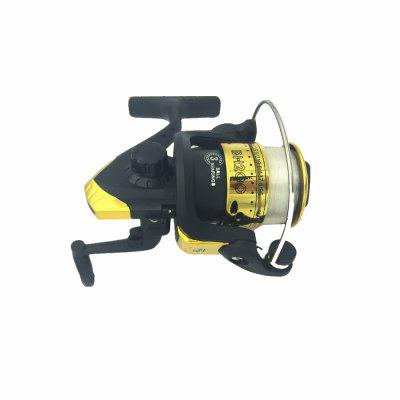 Outdoors Spinning Wheel Type Fishing Reel Plating Hairtail Line 80 MetersFishing Reels and Rods<br>Outdoors Spinning Wheel Type Fishing Reel Plating Hairtail Line 80 Meters<br><br>Fishing Method: Fly Fishing, Freshwater Fishing, Sea Fishing<br>Material: Plastic, Metal<br>Package Contents: 1 x Fishing Reel ( Fishing Line with 80 Meters)<br>Package size (L x W x H): 11.00 x 11.00 x 10.00 cm / 4.33 x 4.33 x 3.94 inches<br>Package weight: 0.1720 kg<br>Product size (L x W x H): 15.00 x 10.00 x 8.00 cm / 5.91 x 3.94 x 3.15 inches<br>Product weight: 0.1480 kg<br>Reel Handle Side: Exchangeable<br>Reel Handle Type: Foldable<br>Type: Spinning Reels