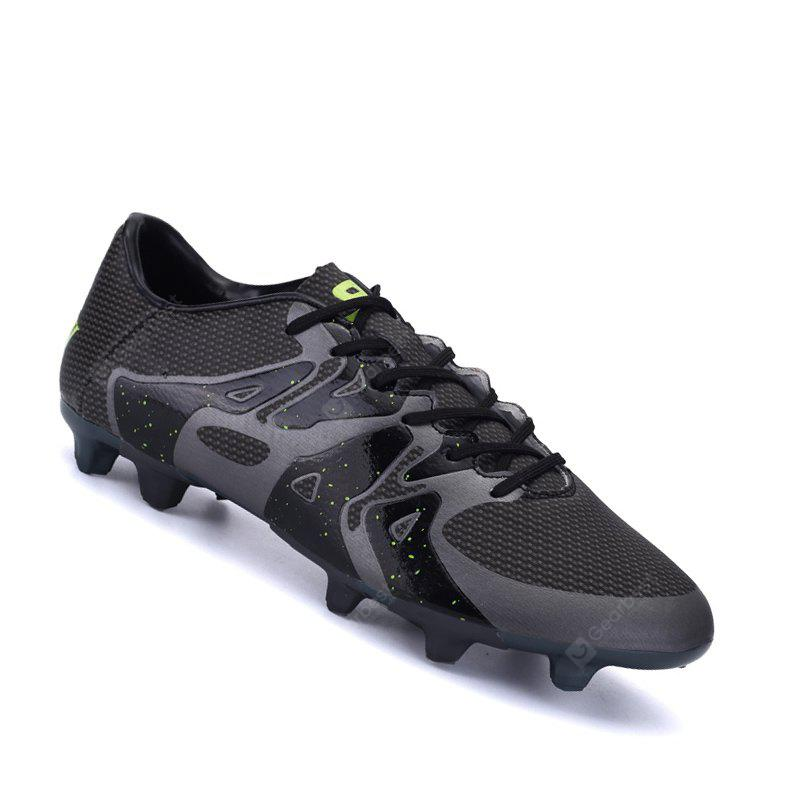 Football Hommes Courir Football Lace Up Sport Sneakers En Plein Air Chaussures de Sport 39-44