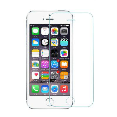 9H Tempered Glass Film 2.5D Screen Protector for iPhone 5 / 5s