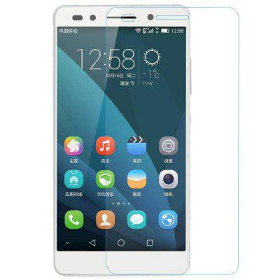 Tempered Glass Tempered Glass 9H Film for Huawei Honor 7Screen Protectors<br>Tempered Glass Tempered Glass 9H Film for Huawei Honor 7<br><br>Compatible Model: Huawei Honor 7<br>Features: Protect Screen, High Transparency, High-definition, Anti fingerprint, Anti scratch<br>Mainly Compatible with: HUAWEI<br>Material: Tempered Glass<br>Package Contents: 1 x Screen Protector  1 x Wipe Toolkit<br>Package size (L x W x H): 18.00 x 11.00 x 1.00 cm / 7.09 x 4.33 x 0.39 inches<br>Package weight: 0.0400 kg<br>Thickness: 0.3mm<br>Type: Screen Protector