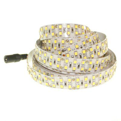 Sencart Double Row 5M 1200 2835SMD LED String Lamp Non-waterproof DC12V WhiteLED Strips<br>Sencart Double Row 5M 1200 2835SMD LED String Lamp Non-waterproof DC12V White<br><br>Beam Angle: 180<br>Brand: Sencart<br>Bulb Included: Yes<br>Certifications: CE<br>Color Temperature or Wavelength: 6000 - 6500K<br>Features: Cuttable<br>LED Quantity: 1200<br>Length ( m ): 5<br>Light Source: 2835 SMD,LED<br>Light Source Color: White<br>Package Content: 1 x Sencart 5M Double Row LED Strip Lights<br>Package size (L x W x H): 12.00 x 4.00 x 4.00 cm / 4.72 x 1.57 x 1.57 inches<br>Package weight: 0.2000 kg<br>Power Supply: DC Power,Power Plug<br>Product weight: 0.1000 kg<br>Type: String Lights<br>Voltage: DC12V<br>Waterproof Rate: IP20<br>Wattage (W): 75W<br>Width( mm ): 16mm