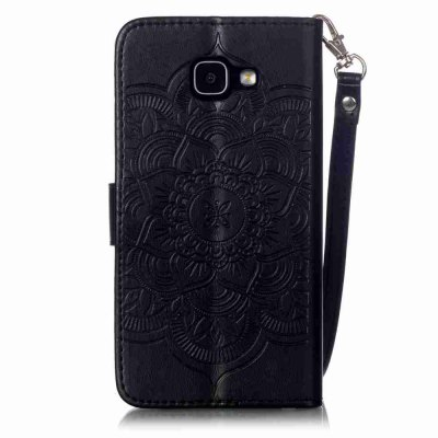 Embossing-campanula PU Phone Case for Samsung Galaxy A5Samsung A Series<br>Embossing-campanula PU Phone Case for Samsung Galaxy A5<br><br>Features: Cases with Stand, With Credit Card Holder, With Mirror, Dirt-resistant<br>For: Samsung Mobile Phone<br>Functions: Camera Hole Location<br>Material: PU Leather, TPU<br>Package Contents: 1 x Phone Case<br>Package size (L x W x H): 14.90 x 8.10 x 1.80 cm / 5.87 x 3.19 x 0.71 inches<br>Package weight: 0.0730 kg<br>Style: Pattern, Mixed Color, Novelty<br>Using Conditions: Skiing,Cruise
