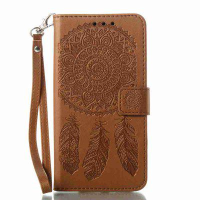Embossing - Campanula PU Phone Case for Samsung Galaxy J730Samsung J Series<br>Embossing - Campanula PU Phone Case for Samsung Galaxy J730<br><br>Features: Full Body Cases, Cases with Stand, With Credit Card Holder, With Lanyard, Dirt-resistant<br>For: Samsung Mobile Phone<br>Functions: Camera Hole Location<br>Material: PU Leather, TPU<br>Package Contents: 1 x Phone Case<br>Package size (L x W x H): 15.60 x 8.40 x 1.80 cm / 6.14 x 3.31 x 0.71 inches<br>Package weight: 0.0650 kg<br>Style: Pattern, Mixed Color, Novelty<br>Using Conditions: Skiing,Cruise