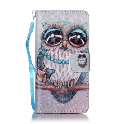 Painted PU Phone Case for Samsung Galaxy A3 2016Samsung A Series<br>Painted PU Phone Case for Samsung Galaxy A3 2016<br><br>Features: Cases with Stand, With Credit Card Holder, With Lanyard, Dirt-resistant<br>For: Samsung Mobile Phone<br>Material: PU Leather<br>Package Contents: 1 x Phone Case<br>Package size (L x W x H): 13.50 x 7.20 x 1.80 cm / 5.31 x 2.83 x 0.71 inches<br>Package weight: 0.0520 kg<br>Style: Novelty