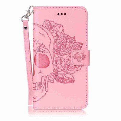 Double Embossed Skull Head PU Phone Case for Iphone 7 Plus / 8 PlusiPhone Cases/Covers<br>Double Embossed Skull Head PU Phone Case for Iphone 7 Plus / 8 Plus<br><br>Compatible for Apple: iPhone 7 Plus, iPhone 8 Plus<br>Features: Cases with Stand, With Credit Card Holder, With Lanyard, Anti-knock, Dirt-resistant, FullBody Cases<br>Material: TPU, PU Leather<br>Package Contents: 1 x Phone Case<br>Package size (L x W x H): 15.30 x 8.20 x 1.80 cm / 6.02 x 3.23 x 0.71 inches<br>Package weight: 0.0750 kg<br>Style: Novelty, Pattern, Skull, Solid Color