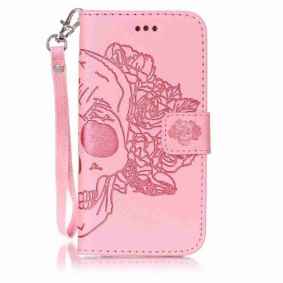 Double Embossed Skull Head PU Phone Case for iPhone 6 / 6SiPhone Cases/Covers<br>Double Embossed Skull Head PU Phone Case for iPhone 6 / 6S<br><br>Compatible for Apple: iPhone 6 Plus, iPhone 6S Plus<br>Features: FullBody Cases, Dirt-resistant, Anti-knock, With Lanyard, With Credit Card Holder, Cases with Stand<br>Material: PU Leather, TPU<br>Package Contents: 1 x Phone Case<br>Package size (L x W x H): 14.10 x 7.40 x 1.80 cm / 5.55 x 2.91 x 0.71 inches<br>Package weight: 0.0680 kg<br>Style: Pattern, Skull, Solid Color, Cool Skulls, Ultra Slim, Designed in China, Novelty