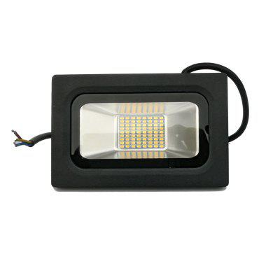 ZDM 15 - 30W Waterproof IP68 3518 SMD 1400 - 2900LM Ultra Thin Outdoor Cast Light AC 175 - 265V