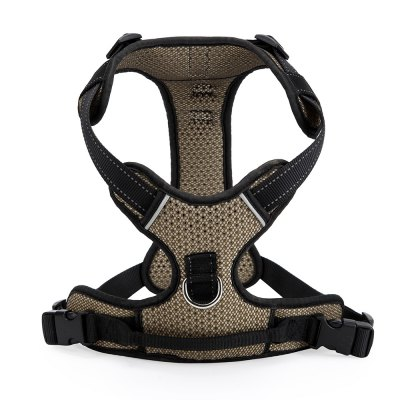 Buy BROWN XL Lovoyager VH1608 Lovoyager Pet Products Large Comfort Durable Reflective Padded Soft Dog Lift Harness for $26.43 in GearBest store