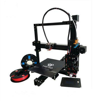 HE3D EI3 Extrusor Single Kit de Impresora 3D de Gran Tamaño 200mm × 280mm × 200mm