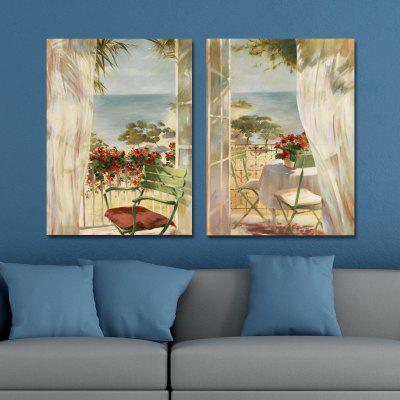 DYC 10234 Impression Landscape Print 2PCSPrints<br>DYC 10234 Impression Landscape Print 2PCS<br><br>Brand: DYC<br>Craft: Print<br>Form: Two Panels<br>Material: Canvas<br>Package Contents: 2 x Print<br>Package size (L x W x H): 34.00 x 44.00 x 6.00 cm / 13.39 x 17.32 x 2.36 inches<br>Package weight: 1.0000 kg<br>Painting: Include Inner Frame<br>Product size (L x W x H): 30.00 x 40.00 x 4.00 cm / 11.81 x 15.75 x 1.57 inches<br>Product weight: 0.5000 kg<br>Shape: Horizontal<br>Style: Scenery / Landscape, Landscape<br>Subjects: Landscape<br>Suitable Space: Living Room,Office,Study Room / Office