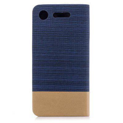 Simple Style Canvas Design Flip Pu Leather Case for Sony Xperia XZ1Cases &amp; Leather<br>Simple Style Canvas Design Flip Pu Leather Case for Sony Xperia XZ1<br><br>Features: With Credit Card Holder<br>Material: PU Leather<br>Package Contents: 1 x Flip Pu Leather Wallet Case<br>Package size (L x W x H): 10.00 x 10.00 x 5.00 cm / 3.94 x 3.94 x 1.97 inches<br>Package weight: 0.0500 kg<br>Product weight: 0.0300 kg<br>Style: Solid Color