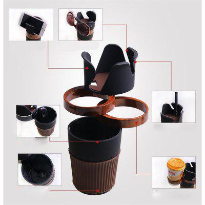 Car Storage Multi-functional Portable Durable Beverage HolderCar Phone Holder<br>Car Storage Multi-functional Portable Durable Beverage Holder<br><br>Charger: No<br>Material: Silicone, ABS<br>Package Contents: 1 x Car Holder<br>Package size (L x W x H): 20.00 x 10.00 x 10.00 cm / 7.87 x 3.94 x 3.94 inches<br>Package weight: 0.3000 kg<br>Product size (L x W x H): 19.00 x 8.00 x 8.00 cm / 7.48 x 3.15 x 3.15 inches<br>Product weight: 0.2800 kg<br>Type: Car Trash Bin, Organizer And Holders