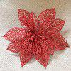 Buy WS Wedding Decoration Artificial Simulation Pierced Fake Flowers RED