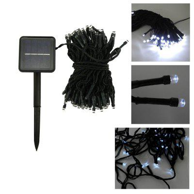 2W Solar Powered 100 LEDs String Light