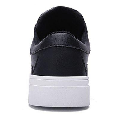 Men Running Lace-Up Leisure Sport Outdoor Jogging Business Walking Athletic Shoes 39-44Men's Sneakers<br>Men Running Lace-Up Leisure Sport Outdoor Jogging Business Walking Athletic Shoes 39-44<br><br>Available Size: 39-44<br>Closure Type: Lace-Up<br>Embellishment: None<br>Gender: For Men<br>Occasion: Casual<br>Outsole Material: Rubber<br>Package Contents: 1?Shoes(pair)<br>Pattern Type: Others<br>Season: Winter, Spring/Fall<br>Toe Shape: Round Toe<br>Toe Style: Closed Toe<br>Upper Material: PU<br>Weight: 1.2000kg