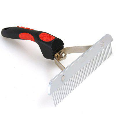 Pet Dog Cat Hair Grooming Trimmer Comb