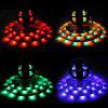 Brelong 10M 2835SMD RGB 600 LED RGB Non-waterproof Strip Light + Controller + Cable Connector + Adapter 3A EU / US 100 - 240V - RGB