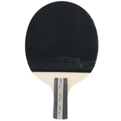 REIZ Short Or Long Handle Shake-hand Ping Pong Paddle Table Tennis Racket with Case 3 StarsTeam Sports<br>REIZ Short Or Long Handle Shake-hand Ping Pong Paddle Table Tennis Racket with Case 3 Stars<br><br>Brand: REIZ<br>Package Content: 1 x Table Tennis Racket, 1 x Table Tennis Bag<br>Package size: 30.00 x 20.00 x 4.00 cm / 11.81 x 7.87 x 1.57 inches<br>Package weight: 0.2550 kg<br>Product size: 28.00 x 18.00 x 2.00 cm / 11.02 x 7.09 x 0.79 inches<br>Product weight: 0.2500 kg