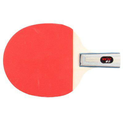 REIZ2401 Short or Long Handle Shake-hand Table Tennis Set 2 Rackets + 3 Balls Ping Pong PaddleTeam Sports<br>REIZ2401 Short or Long Handle Shake-hand Table Tennis Set 2 Rackets + 3 Balls Ping Pong Paddle<br><br>Brand: REIZ<br>Package Content: 2 x Table Tennis Racket, 3 x Table Tennis Ball<br>Package size: 31.00 x 19.00 x 4.50 cm / 12.2 x 7.48 x 1.77 inches<br>Package weight: 0.3800 kg<br>Product size: 29.00 x 17.00 x 2.50 cm / 11.42 x 6.69 x 0.98 inches<br>Product weight: 0.3300 kg