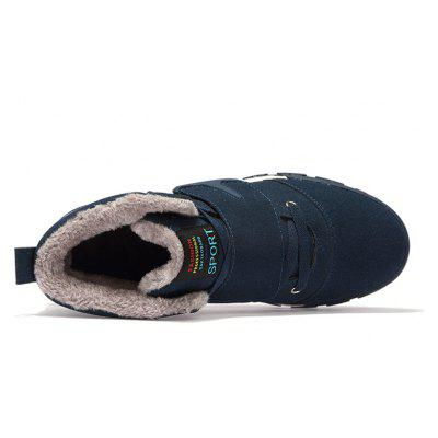 Winter Warm Fashion ShoesMen's Sneakers<br>Winter Warm Fashion Shoes<br><br>Available Size: 39 40 41 42 43 44 45 46 47 48<br>Closure Type: Lace-Up<br>Embellishment: None<br>Flat Type: T-Strap<br>Gender: For Men<br>Insole Material: Rubber<br>Lining Material: Plush<br>Occasion: Casual<br>Outsole Material: Rubber<br>Package Contents: 1?Shoes(pair)<br>Pattern Type: Others<br>Season: Winter<br>Shoe Width: Medium(B/M)<br>Toe Shape: Round Toe<br>Toe Style: Closed Toe<br>Upper Material: PU<br>Weight: 1.0200kg