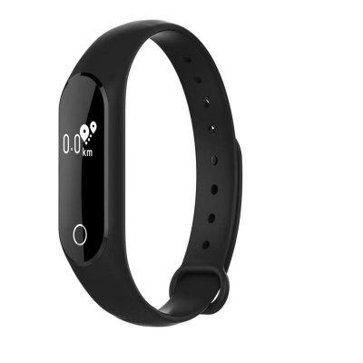 Star 7 Wireless Smart Bracelet Waterproof Pedometer Activity Tracker Watch with Replacement Band