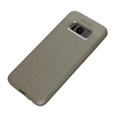 Buy GRAY Case for Samsung Galaxy S8 Plus Shockproof Back Cover Solid Color Soft TPU for $4.45 in GearBest store