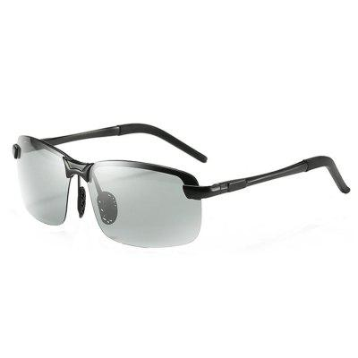 A3043 Discolored Driving  Polarized Sunglasses Male SunglassesOther Eyewear<br>A3043 Discolored Driving  Polarized Sunglasses Male Sunglasses<br><br>Ear-stems Length: 138mm<br>Lens height: 40mm<br>Lens width: 65mm<br>Nose bridge width: 12mm<br>Package Content: 1 x Pair of Glasses<br>Package size: 13.80 x 14.70 x 4.00 cm / 5.43 x 5.79 x 1.57 inches<br>Package weight: 0.0500 kg<br>Product size: 13.80 x 14.70 x 4.00 cm / 5.43 x 5.79 x 1.57 inches<br>Product weight: 0.0500 kg