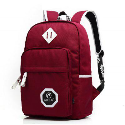 AUGUR 2017 Brand Design MenS Travel Bag Man Backpack Waterproof Teenager School Computer PacksackBackpacks<br>AUGUR 2017 Brand Design MenS Travel Bag Man Backpack Waterproof Teenager School Computer Packsack<br><br>Backpack Capacity: &lt;20L<br>Backpacks Type:: External Frame<br>Closure Type:: Zipper<br>Features: Water Resistance<br>For: Camping<br>Handle/Strap Type:: Soft Handle<br>Item Type:: Backpacks<br>Lining Material:: Polyester<br>Material: Oxford Fabric<br>Package Contents: 1 x Backpack<br>Package size (L x W x H): 35.00 x 17.00 x 45.00 cm / 13.78 x 6.69 x 17.72 inches<br>Package weight: 0.3200 kg<br>Type: Backpack
