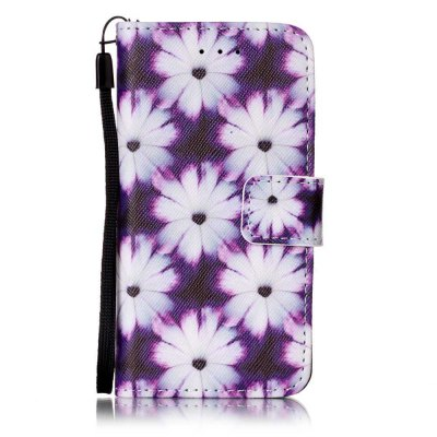 Painted PU Phone Case for iPod Touch5 / 6