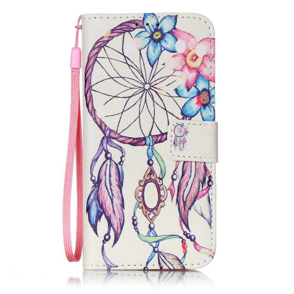 The New Painted PU Phone Case for Samsung Galaxy S6  Edge