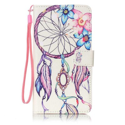 The New Painted PU Phone Case for Samsung Galaxy  J7 2016