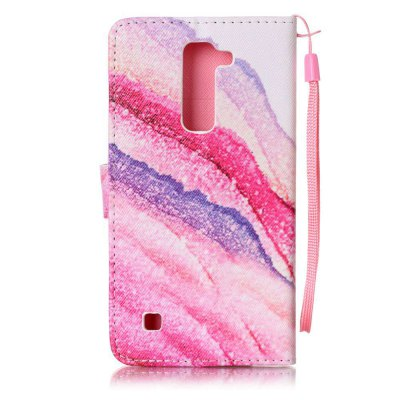 The New Painted PU Phone Case for LG K7Cases &amp; Leather<br>The New Painted PU Phone Case for LG K7<br><br>Features: Full Body Cases, Cases with Stand, With Credit Card Holder, With Lanyard, Dirt-resistant<br>Mainly Compatible with: LG<br>Material: TPU, PU Leather<br>Package Contents: 1 x Phone Case<br>Package size (L x W x H): 14.90 x 8.00 x 1.80 cm / 5.87 x 3.15 x 0.71 inches<br>Package weight: 0.0620 kg<br>Style: Novelty, Pattern, Mixed Color