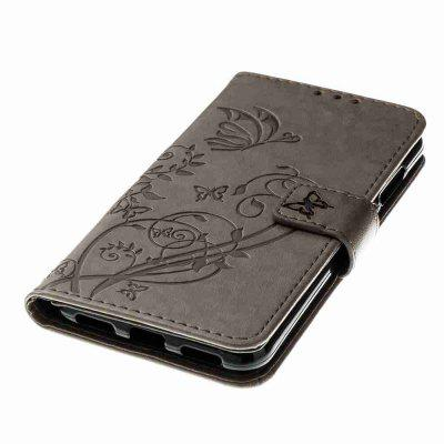 Single Embossed - Butterfly Flower PU Phone Case for HUAWEI  P8 Lite 2017Cases &amp; Leather<br>Single Embossed - Butterfly Flower PU Phone Case for HUAWEI  P8 Lite 2017<br><br>Features: Full Body Cases, Cases with Stand, With Credit Card Holder, With Lanyard, Dirt-resistant<br>Mainly Compatible with: HUAWEI<br>Material: TPU, PU Leather<br>Package Contents: 1 x Phone Case<br>Package size (L x W x H): 15.80 x 8.20 x 1.80 cm / 6.22 x 3.23 x 0.71 inches<br>Package weight: 0.0690 kg<br>Style: Novelty, Pattern, Solid Color, Special Design