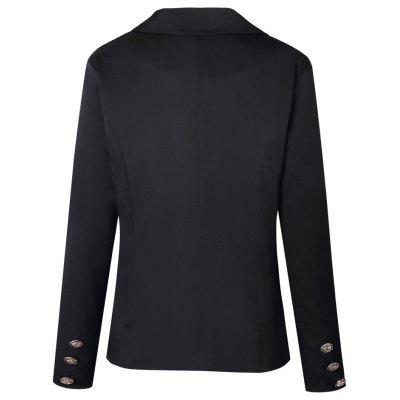 2017 New Style Small Suit JacketBlazers<br>2017 New Style Small Suit Jacket<br><br>Closure Type: Single Button<br>Clothing Length: Regular<br>Embellishment: Pockets<br>Hooded: No<br>Material: Polyester<br>Package Contents: 1 ? Coat<br>Package size (L x W x H): 1.00 x 1.00 x 1.00 cm / 0.39 x 0.39 x 0.39 inches<br>Package weight: 0.5000 kg<br>Pattern Type: Solid