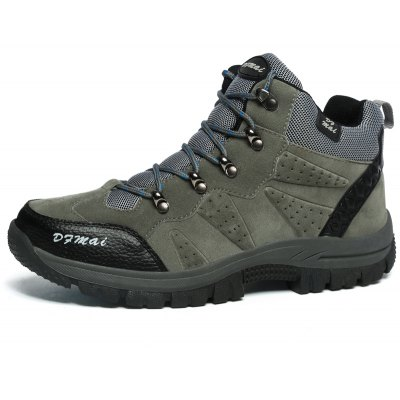 Fashion Sports Outdoor Shoes Anti Skid Wear Resistant Breathable Hiking BootsAthletic Shoes<br>Fashion Sports Outdoor Shoes Anti Skid Wear Resistant Breathable Hiking Boots<br><br>Available Size: 36-48<br>Closure Type: Lace-Up<br>Embellishment: None<br>Gender: For Men<br>Occasion: Casual<br>Outsole Material: Rubber<br>Package Contents: 1 x Shoes (pair)<br>Pattern Type: Solid<br>Season: Spring/Fall<br>Toe Shape: Round Toe<br>Toe Style: Closed Toe<br>Upper Material: PU<br>Weight: 1.2000kg