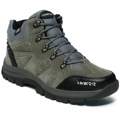 Fashion Sports Outdoor Shoes Anti Skid Wear Resistant Breathable Hiking Boots