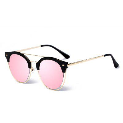 Buy PINK TOMYE 6060 TR HD Polarized Sunglasses for Women for $22.95 in GearBest store