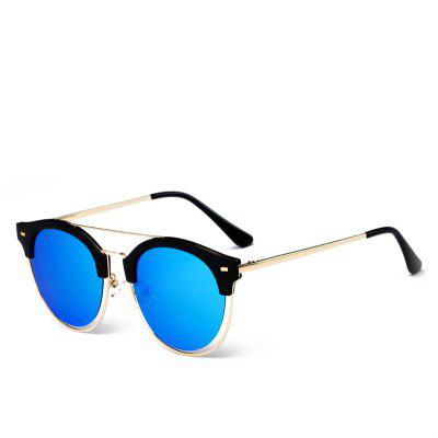 Buy ICE BLUE TOMYE 6060 TR HD Polarized Sunglasses for Women for $22.95 in GearBest store