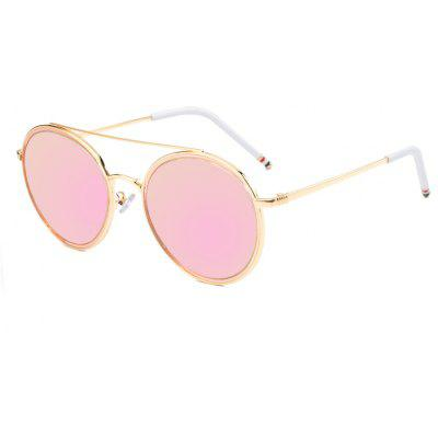 Buy PINK TOMYE 6080 HD Polarized Sunglasses TR Polaroid Lenses for $22.95 in GearBest store