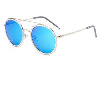 Buy ICE BLUE TOMYE 6080 HD Polarized Sunglasses TR Polaroid Lenses for $22.95 in GearBest store