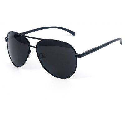 Купить TOMYE 2150 Поляризованные солнцезащитные очки для мужчин, Anti UV Sunglasses|Aviator sunglasses|Big Sunglasses|Cool Sunglasses|Cool Man Sunglasses|Driver Sung