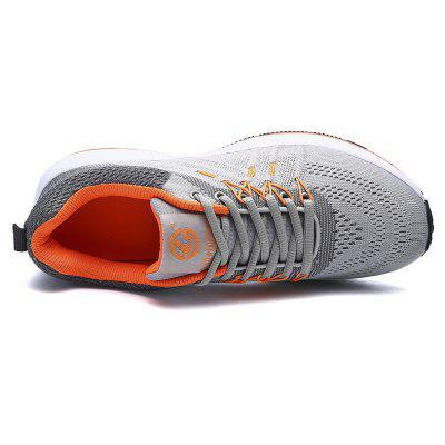 Flying Knitted Breathable Leisure ShoesAthletic Shoes<br>Flying Knitted Breathable Leisure Shoes<br><br>Available Size: 39 40 41 42 43 44 45<br>Closure Type: Lace-Up<br>Embellishment: None<br>Flat Type: T-Strap<br>Gender: For Men<br>Insole Material: Rubber<br>Lining Material: Cotton Fabric<br>Occasion: Casual<br>Outsole Material: Rubber<br>Package Contents: 1?Shoes(pair)<br>Pattern Type: Others<br>Season: Spring/Fall<br>Shoe Width: Medium(B/M)<br>Toe Shape: Round Toe<br>Toe Style: Closed Toe<br>Upper Material: Cotton Fabric<br>Weight: 1.0200kg