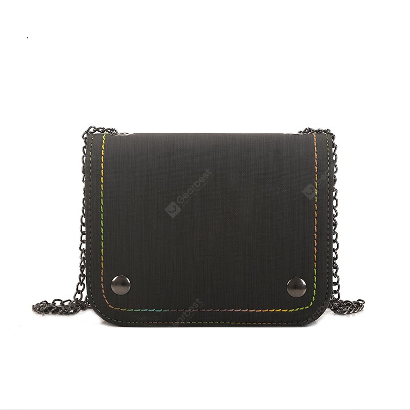 Pure Casual Fashion Simple Crossbody Bag for Women