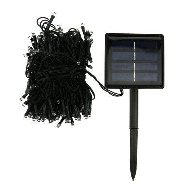 200LEDs 2W Solar Powered White Light String