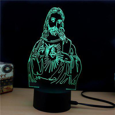 M.Sparkling TD032 Creative Character 3D LED Lamp