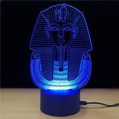 M.Sparkling TD049 Creative Character 3D LED Lamp